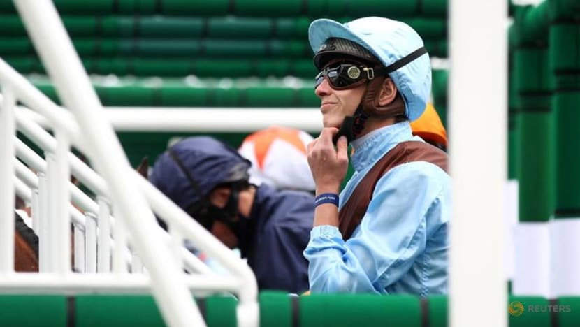 Champion jockey Murphy gets three-month ban after positive cocaine test