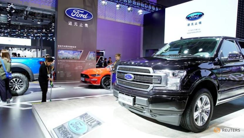Ford's Chinese ventures October sales jump as SUVs, vans lead demand recovery