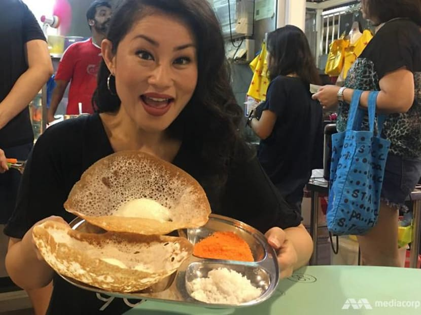 Best eats: 'Heavenly' appam with spicy tomato chutney at Ghim Moh Market
