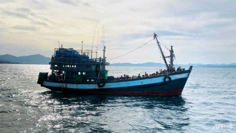 UN refugee agency calls for rescue of Rohingya stranded in Andaman Sea