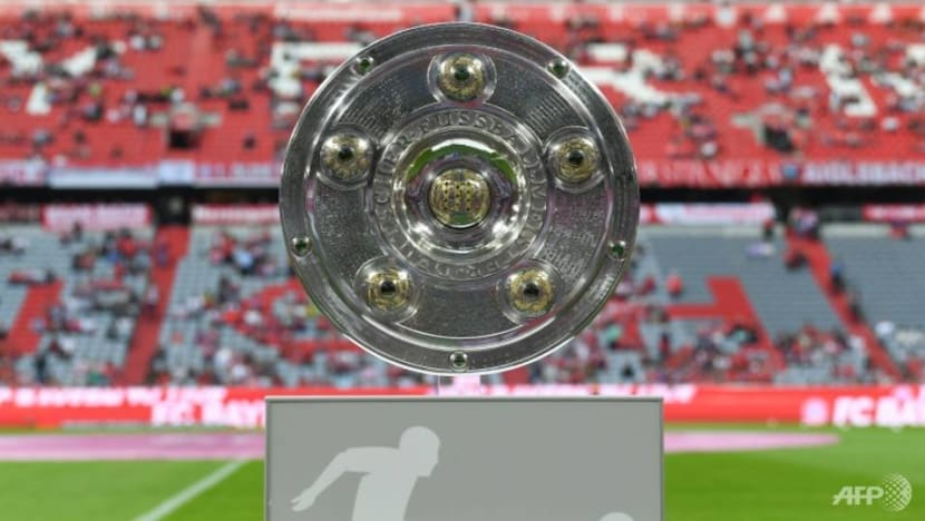 German league to restart on May 15 after Merkel gives go-ahead