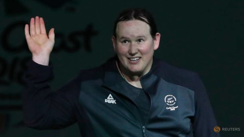 Weightlifter Hubbard poised to become first transgender Olympian: Report