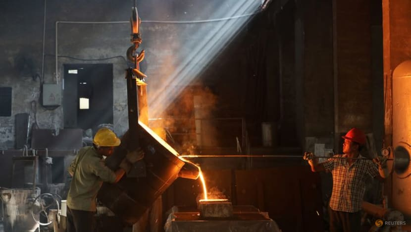 Chinese iron ore hits near 5-month low as steel curbs hurt