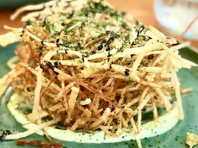 Best Thing We Ate This Week: Japanese truffle tempura fries at JYPSY