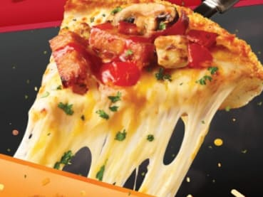 Say cheese again: Pizza Hut Singapore's Cheesy 7 is back with a new flavour