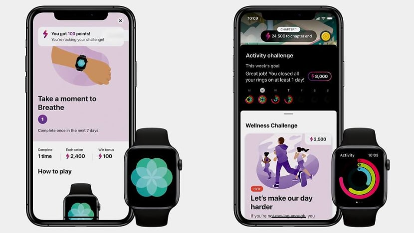Singapore partners Apple on new LumiHealth app to promote healthy lifestyle changes