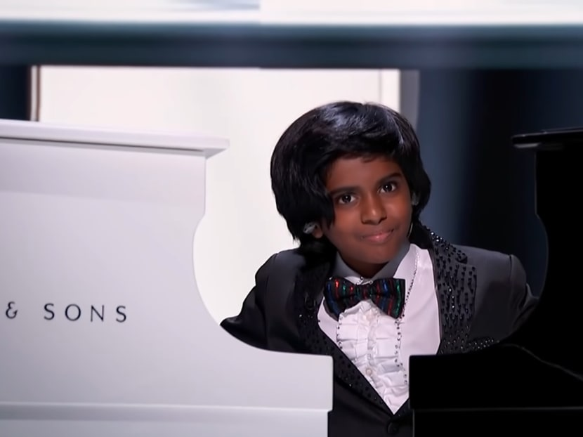 13-year-old Indian piano prodigy wins The World's Best talent show