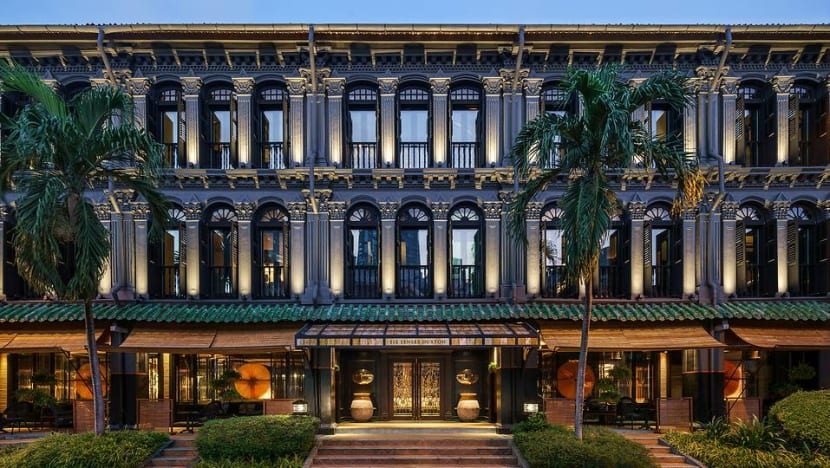 One of Singapore's most stylish new hotels is now open