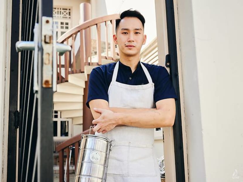 This young Singapore chef serves unique four-course meals in humble tingkats