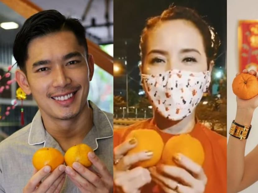 Chinese New Year 2021: How Singapore celebrities welcomed the Year of the Ox