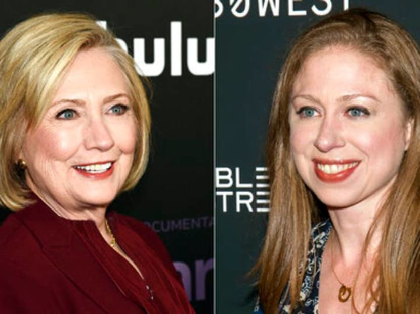 Hillary, Chelsea Clinton forming production company to tell unheralded heroes' stories