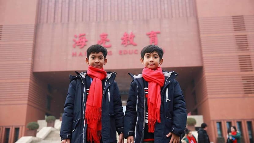 Multilingual Cambodian boy Thuch Salik to further studies in China