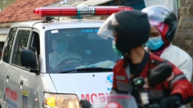 印尼累计病例破300万起 1449人病逝创单日新高