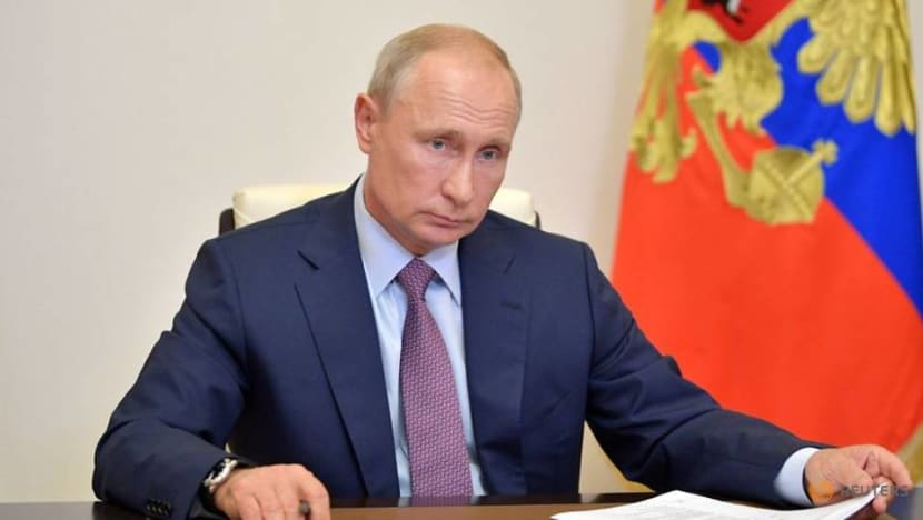 Commentary: Russia has legally allowed Putin to rule until 2036