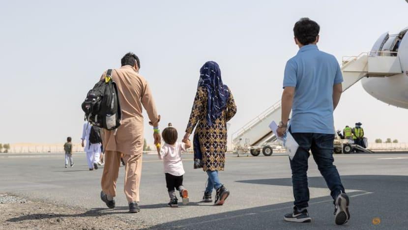 Traumatised and anxious, Afghan evacuees begin life in Australia