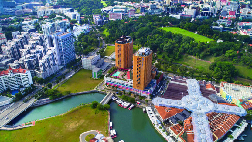 Liang Court site to be turned into integrated development with 700 apartments