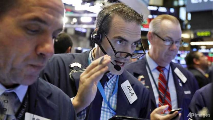 US stocks end again with deep losses as Dow slumps 2.1%