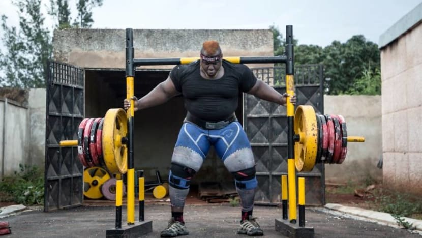 From bullied to beloved: Burkina Faso's strongest man