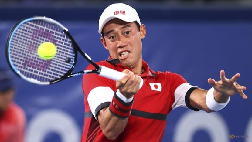 Tennis: Nishikori riding high after deep run at Tokyo Olympics