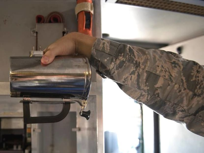 Don't choke on your coffee: US Air Force in hot water over US$1,220 mugs