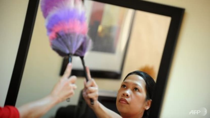 Commentary: The wrangling over rest days foreign domestic workers and their employers face in Phase 2