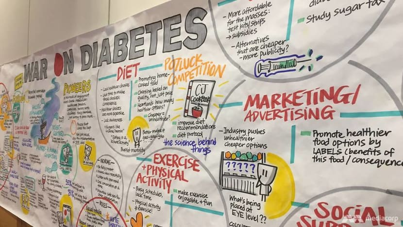 MOH says there are 'early indications' that war against diabetes is producing results