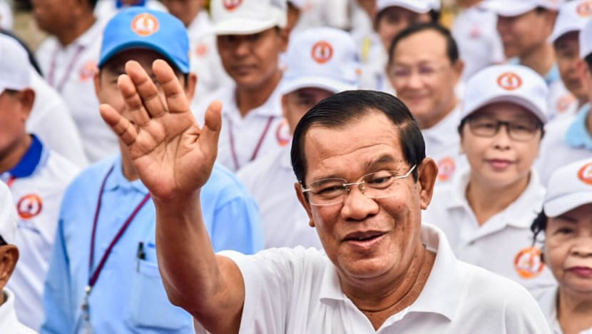 Hun Sen's ruling party easily wins every province in Cambodian election; opposition say numbers 'fabricated'