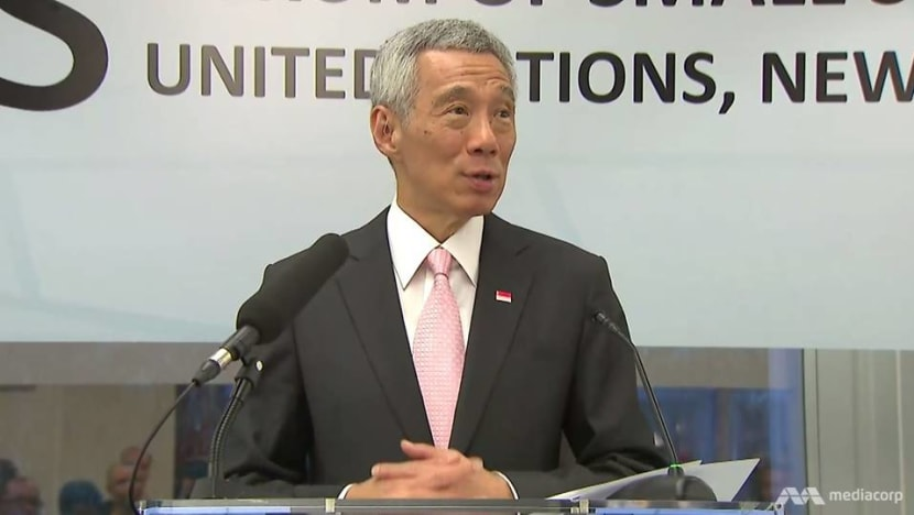Small states must work together to advance common interests, amplify influence: PM Lee