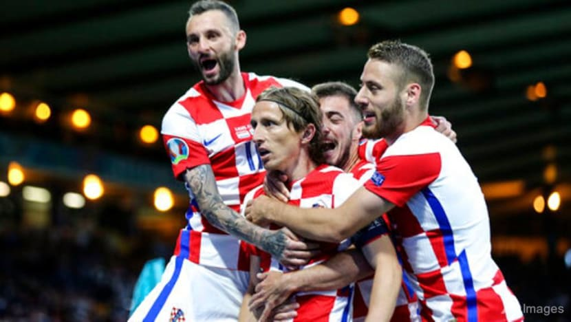Football: Class is permanent - Modric saves best for Croatia's hour of need