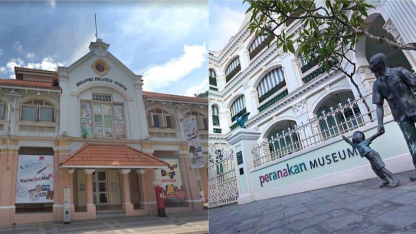 Singapore Philatelic Museum, Peranakan Museum to close for redevelopment