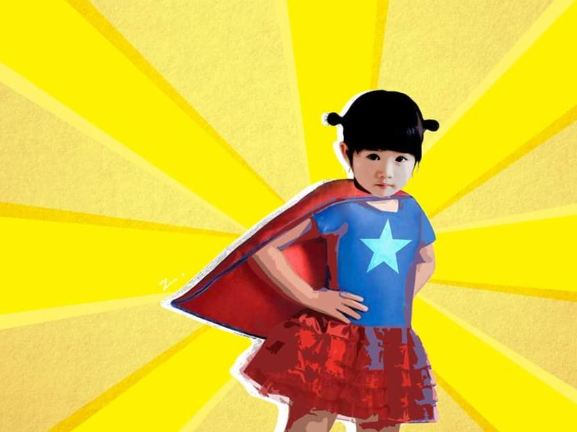 Girl power: Why it's important for young girls to have heroes