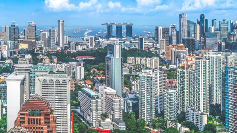 Commentary: Would you want to raise a family in Singapore's CBD?