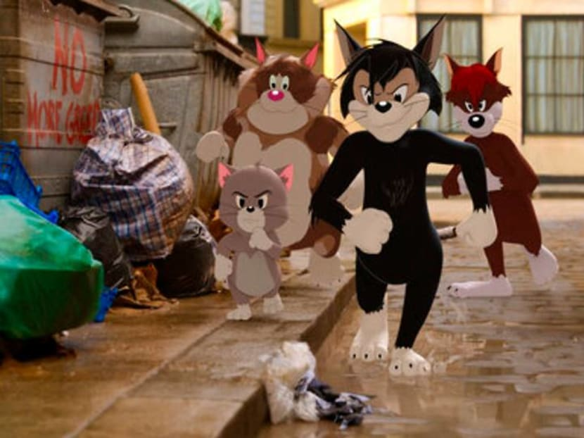 Tom & Jerry  gives US box office some life with US$13.7m opening