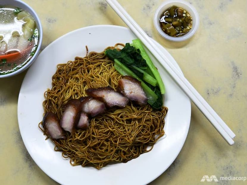 Malaysian hawker sends wonton mee 'flying' for full flavour