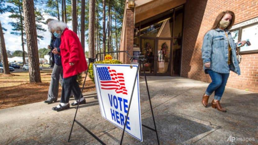 Razor-thin margins in Georgia Senate races that will decide fate of Biden's agenda
