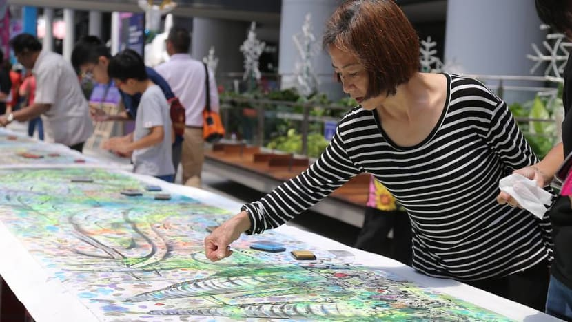 270m artwork to be centrepiece of Chingay 2019 to commemorate Bicentennial