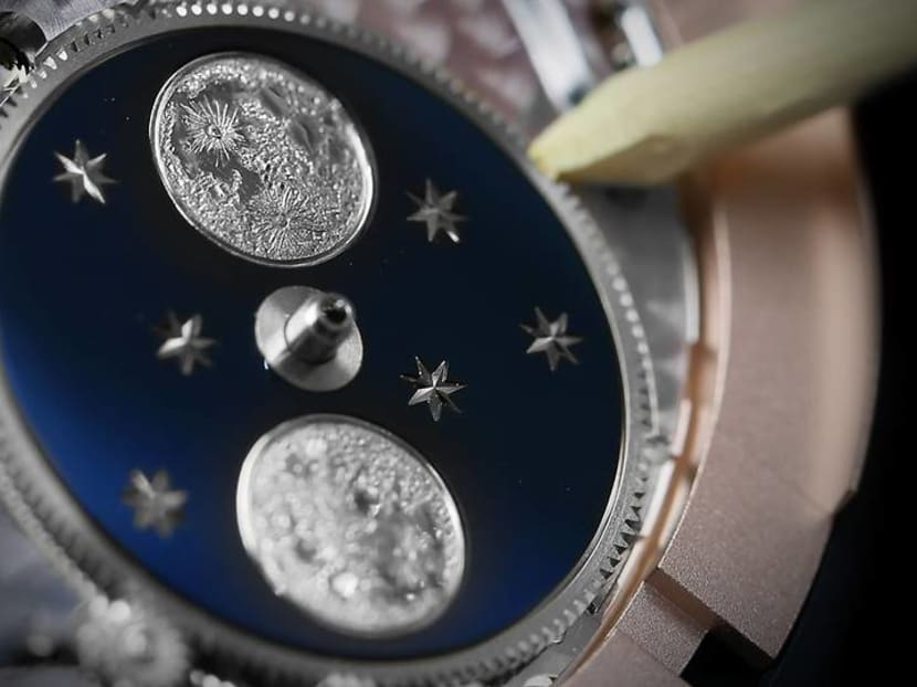 An ode to the alluring moon phase watch, just in time for the Mid-Autumn Festival
