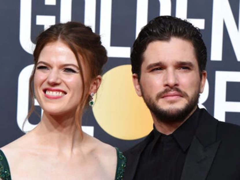 It's a baby boy for Game of Thrones stars Kit Harington and Rose Leslie