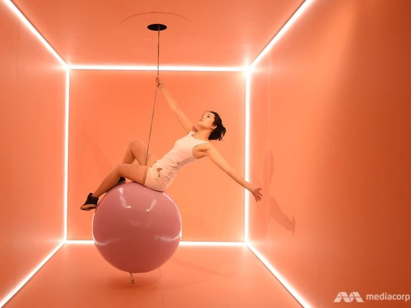 First look at The Bubble Tea Factory's boba wrecking ball and boba ball pit