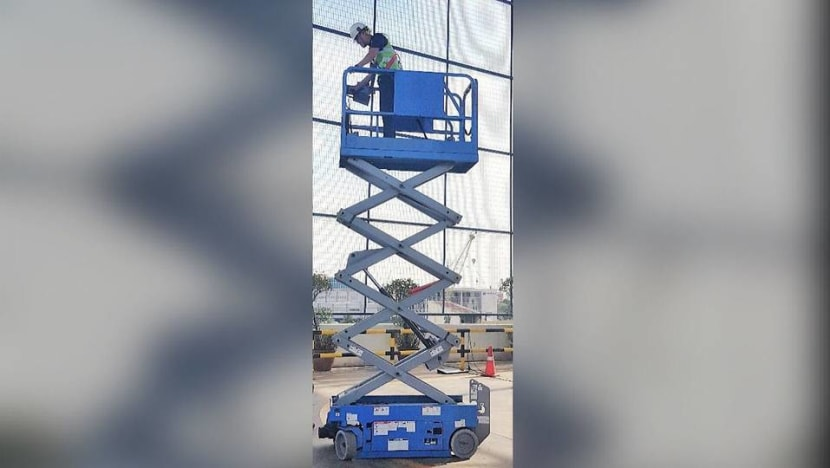 Engineer fined S$50,000 for certifying lifting equipment without safety checks