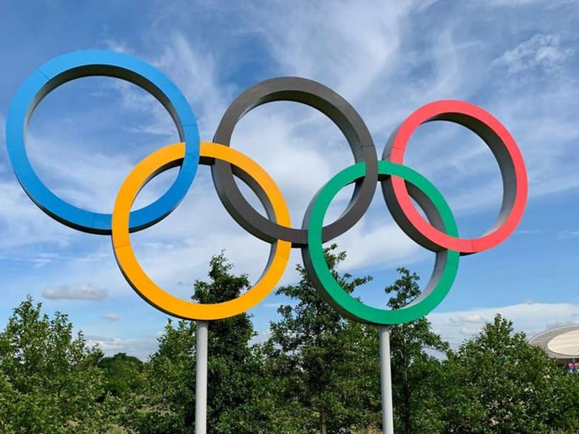 The Olympics was also held in Japan in 1964 but sentiments are different this time