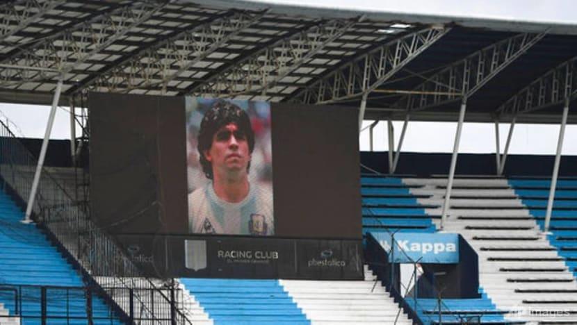 Argentine prosecutors raid home of Maradona's psychiatrist in probe