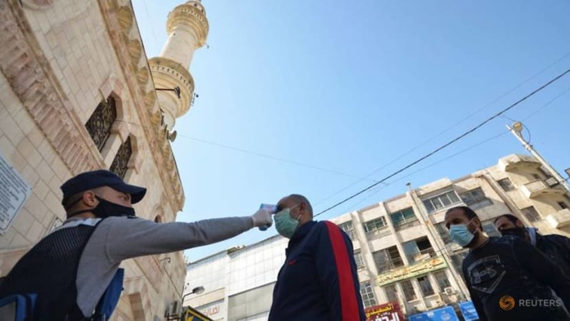 Jordan plans to extend curfew as COVID-19 cases hit near record