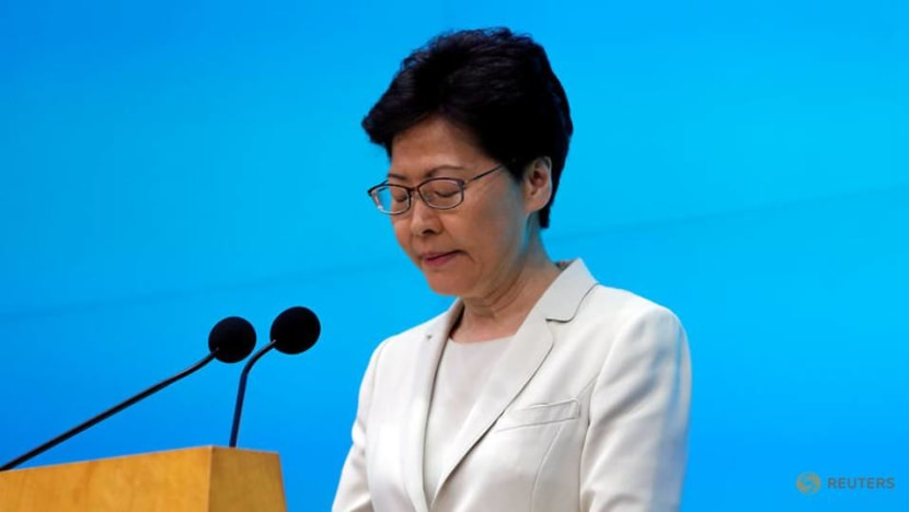 In full: Carrie Lam's second apology and speech after Hong Kong protests on extradition Bill