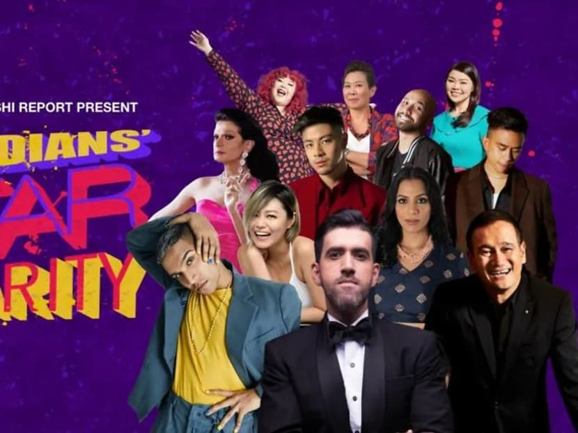 Catch Kumar, Gurmit Singh, Irene Ang, Rishi Budhrani and more in charity comedy show