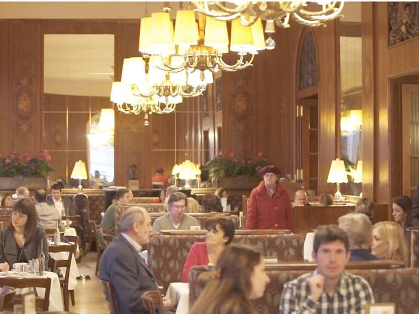 Vienna's Cafe Landtmann: Where time stands still and worldly cares are forgotten
