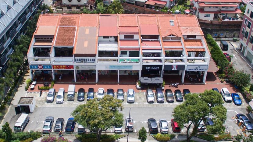 Siglap Shopping Centre to go on collective sale for S$120 million