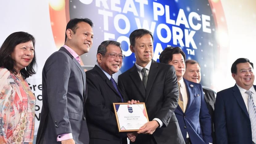 Two companies awarded Great Place to Learn certification
