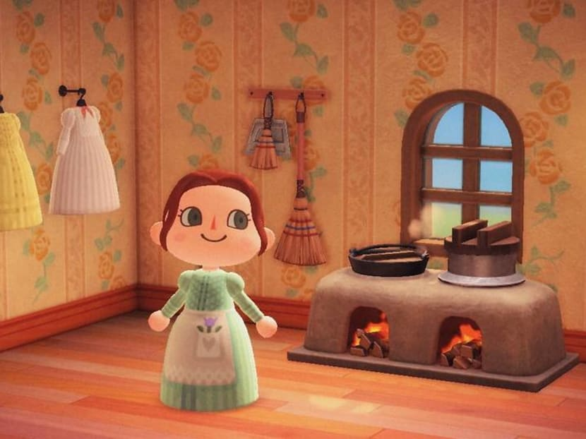 Animal Crossing players are making outfits for a real life museumin England