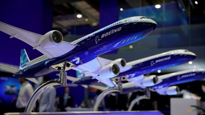 China will buy 8,700 new planes over next 20 years: Boeing